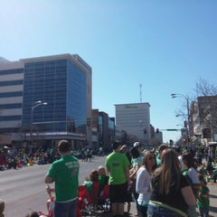 Photo taken at Downtown Topeka by Dustin H. on 3/15/2014