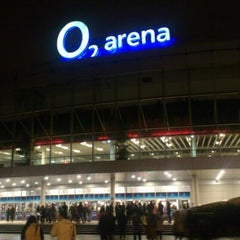 Photo taken at O2 Arena by Jan S. on 11/29/2012