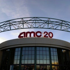 Photo taken at AMC Town Center 20 by Tim G. on 11/25/2012