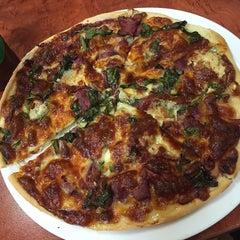 Photo taken at John's Pizza Bar & Restaurant by Carlo M. on 2/25/2015