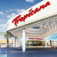 Photo taken at Tropicana Las Vegas by Teri C. on 6/5/2013