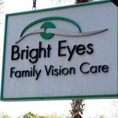 Photo taken at Bright Eyes Family Vision Care by Chandra on 3/14/2014