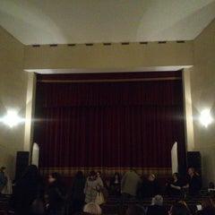 Photo taken at Teatro Italia by Il Gigante on 3/15/2013