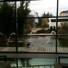 Das Foto wurde bei Therme Laa von Sementsova J. am 11/16/2012 aufgenommen