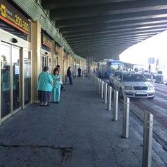 Photo taken at Terminal 1 by Ali on 3/20/2013