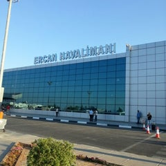 Photo taken at Ercan Havalimanı | Ercan Airport by Cüneyt T. on 7/19/2013