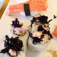 Photo taken at Tokyo Japanese Restaurant & Sushi Bar by DJ Bash on 3/20/2014