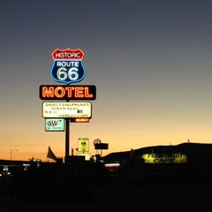 Photo taken at Historic Route 66 by Martin W. on 7/30/2013