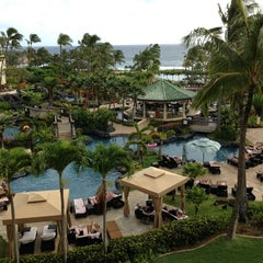 Photo taken at Grand Hyatt Kauai Resort and Spa by Richard J. on 1/5/2013