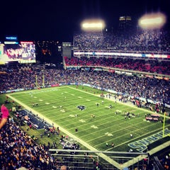 Photo taken at Nissan Stadium by Rob B. on 10/12/2012