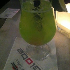Photo taken at Globe Restaurant & Lounge Bar by Lala Jr on 11/19/2012