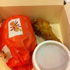 Photo taken at KFC by Krislin N. on 1/9/2013