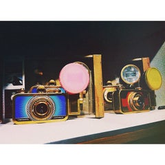 Photo taken at Lomography Gallery Store by Mateus Augusto R. on 7/2/2013