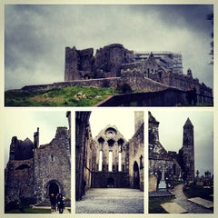 Photo taken at Rock of Cashel by M.A. on 3/19/2013