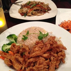 Photo taken at Thai Silver Spring by Pablo S. on 12/15/2012