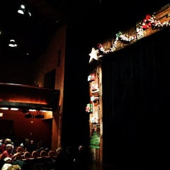Photo taken at Two River Theater by David on 12/20/2013