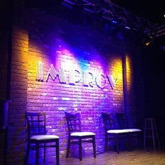Photo taken at The Hollywood Improv by Anne D. on 4/14/2013