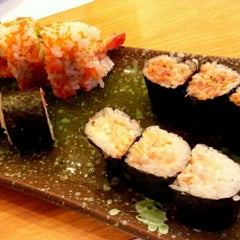 Photo taken at Sushi Sei by Rio R. on 4/28/2015