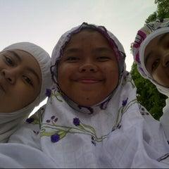 Photo taken at SMA Negeri 5 Surabaya by nisa on 10/4/2014