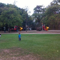 Photo taken at Parque Recreacional La Aguada by Euro V. on 4/21/2013