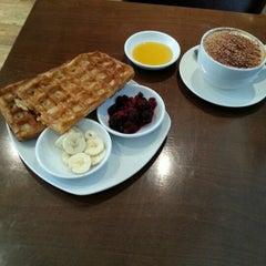 Photo taken at Madam Chi Coffee Lounge by Ernesto B. on 10/16/2012