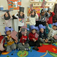 Photo taken at Emmanuel Pre-school by Tony Z. on 2/22/2013