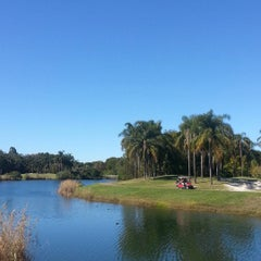 Photo taken at Palm Meadows Golf Course by Sue T. on 8/5/2015