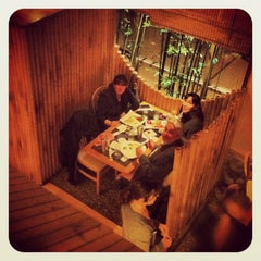 Photo taken at FuGaKyu Japanese Cuisine by Kateryna on 2/7/2013