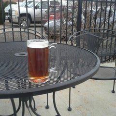 Photo taken at Third Base Brewing Company by Danielle B. on 4/16/2013