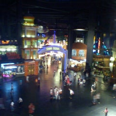 Photo taken at Trans Studio Bandung by benyrs on 12/20/2012