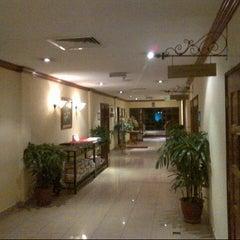 Photo taken at Fakulti Pengurusan Hotel & Pelancongan by Nor Azhar A. on 12/5/2013