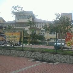 Photo taken at Sekolah Kebangsaan Taman Putra Perdana 2 by Arez33 on 12/13/2011