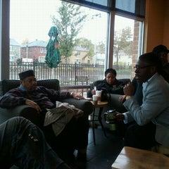 Photo taken at Starbucks by Marcus W. on 10/30/2011