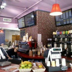 Photo taken at Roastown Coffee by Max S. on 11/12/2011