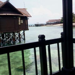 Photo taken at Pulau Ayer by Citra G. on 3/23/2012