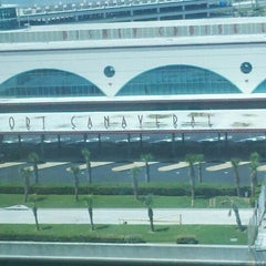 Photo taken at Port Canaveral by Sharon F. on 9/11/2011