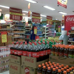 Photo taken at YOGYA Supermarket by Mimi Y. on 9/24/2012