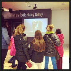 Photo taken at Museum at the Fashion Institute of Technology (FIT) by Kerri on 3/28/2013