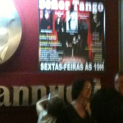 Photo taken at Teatro Vannucci by Jana on 1/18/2013