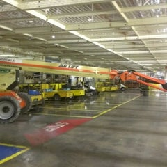 Photo taken at Chrysler Sterling Heights Assembly Plant by Sam M. on 12/28/2012