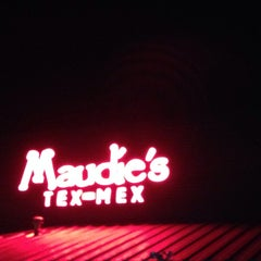 Photo taken at Maudie's Cafe by Bryce on 7/15/2013