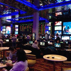 Photo taken at Sports Book @ Peppermill Casino by Christopher B. on 11/14/2014