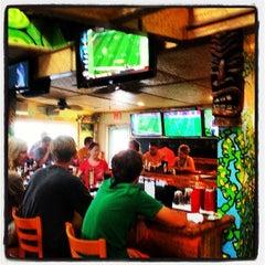 Photo taken at Mama Kwan's Tiki Bar & Grill by Joe K. on 6/29/2013