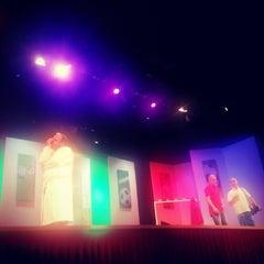 Photo taken at Teatro Italia by Daniele D. on 5/3/2014