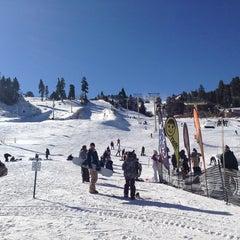 Photo taken at Bear Mountain Ski Resort by Cathy on 12/22/2012