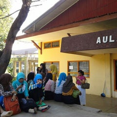 Photo taken at Fakultas Keguruan & Ilmu Pendidikan by regina s. on 3/18/2013