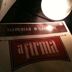Photo taken at A Firma by Alex B. on 11/19/2012