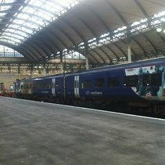 Photo taken at Platform 7 by RCI fans on 10/18/2012