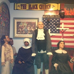 Photo taken at The National Great Blacks in Wax Museum by Steph G on 1/23/2013