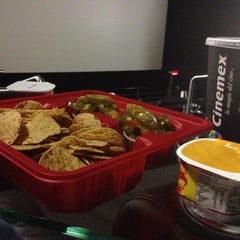 Photo taken at Cinemex by Dany on 4/21/2013